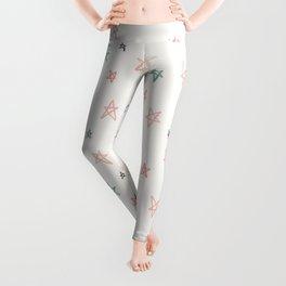 Messy Stars Leggings