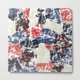 Abstract 189 Metal Print