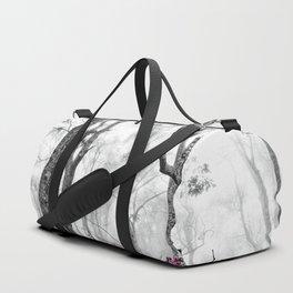 Princess Pink Forest Garden Duffle Bag