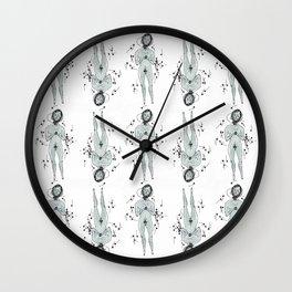 Mortaja Wall Clock
