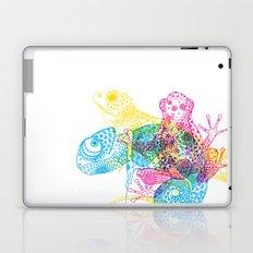 CMY Reptiles Laptop & iPad Skin