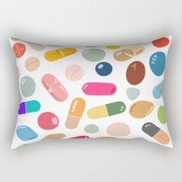 Sunny Pills Rectangular Pillow