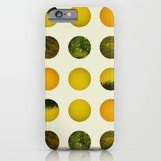Earth Dot Pattern iPhone 6s Slim Case