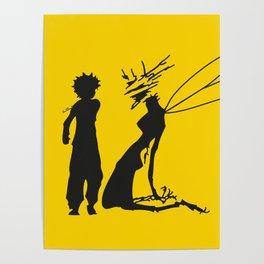 Killua Kills Poster