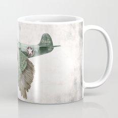 In which it's a bird. It's a plane. (Now in technicolour) Mug