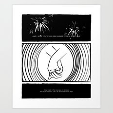 Only Ones Who Know Art Print