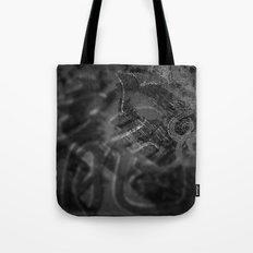 Silent Encyclopedia Tote Bag