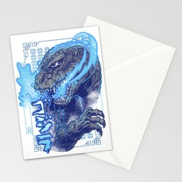 Atomic Fire Born! Stationery Cards