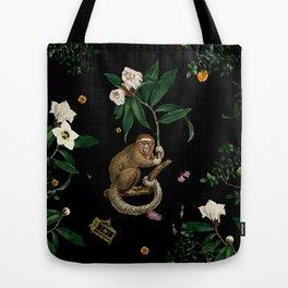 Monkey World: Amber-Ella Tote Bag