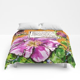 Promise of Summer Comforters