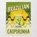 BRAZILIAN CAIPIRINHA by canvazshop