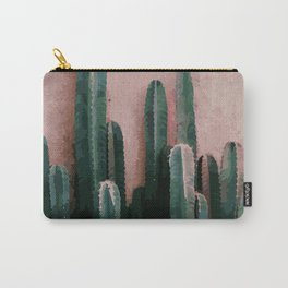 Cactaceae Carry-All Pouch