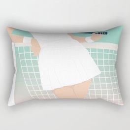 Let's Play #society6 #decor #buyart Rectangular Pillow