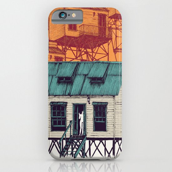 Going Down iPhone & iPod Case