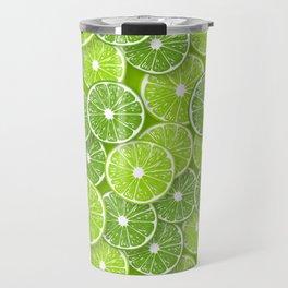 Lime pop Travel Mug