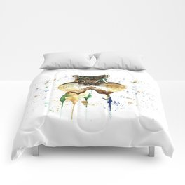 Chipmunk - Feeling Stuffed Comforters