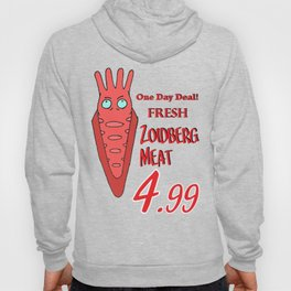 Zoidberg meat for sale Hoody