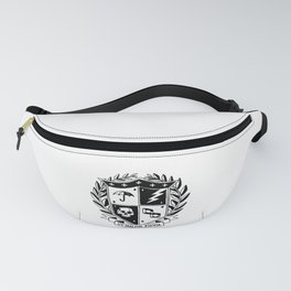 Umbrella Academy Crest Fanny Pack