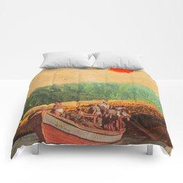Eternal Noons Comforters