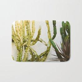 California Cactus Garden Bath Mat