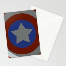 The Captains Shield Stationery Cards
