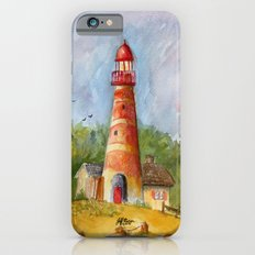 Red Lighthouse Slim Case iPhone 6s