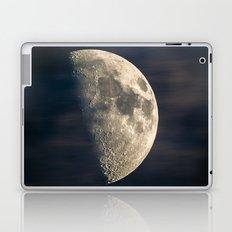 half moon Laptop & iPad Skin
