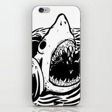 Shark off iPhone & iPod Skin