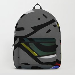 Graffiti Scrawl 4-2 Backpack