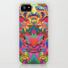 Second Vision iPhone Case