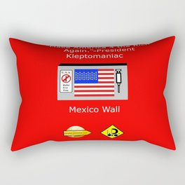 Make America 4 the Rich Again Rectangular Pillow