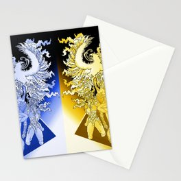 Other Worlds: Dimension Traveling Stationery Cards