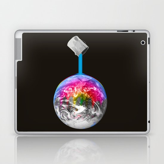 Canopy of Color Laptop & iPad Skin