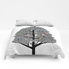 Birds nest Comforters
