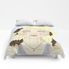 Debbie H Comforters