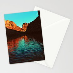 Deep Reflections Stationery Cards