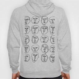 Facial Expressions Hoody