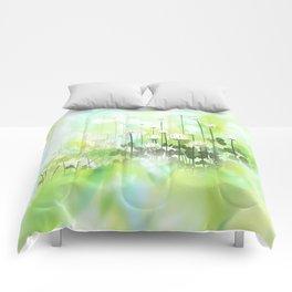 Klee - clover Comforters