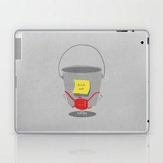 death to bullies Laptop & iPad Skin