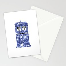 War, Regenerate, War. Stationery Cards