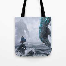 Duel Tote Bag