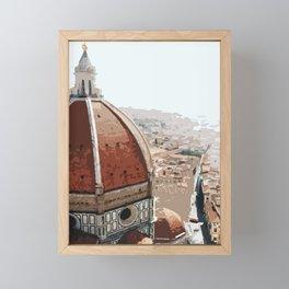 Masterpiece of Florence! Framed Mini Art Print