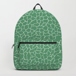 Reflection Pools in Everglades Green Backpack