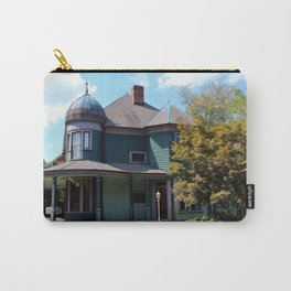 Stylish Old House Carry-All Pouch