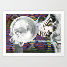 How We See Others, and Perhaps Ourselves Art Print