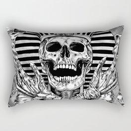 Pharaoh mummy Rectangular Pillow