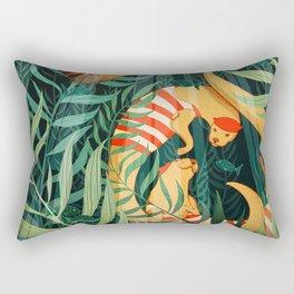 In Sync Rectangular Pillow