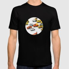 Micro Machine - Toy car MEDIUM Black Mens Fitted Tee