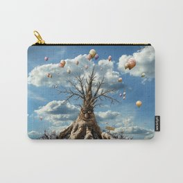 750 years old - happy birthday ! Carry-All Pouch