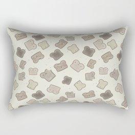 Toasts Rectangular Pillow